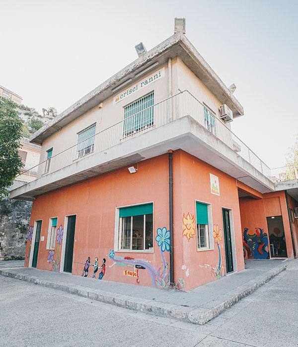 Casa Don Puglisi Crisci Ranni Progetto Replicabile